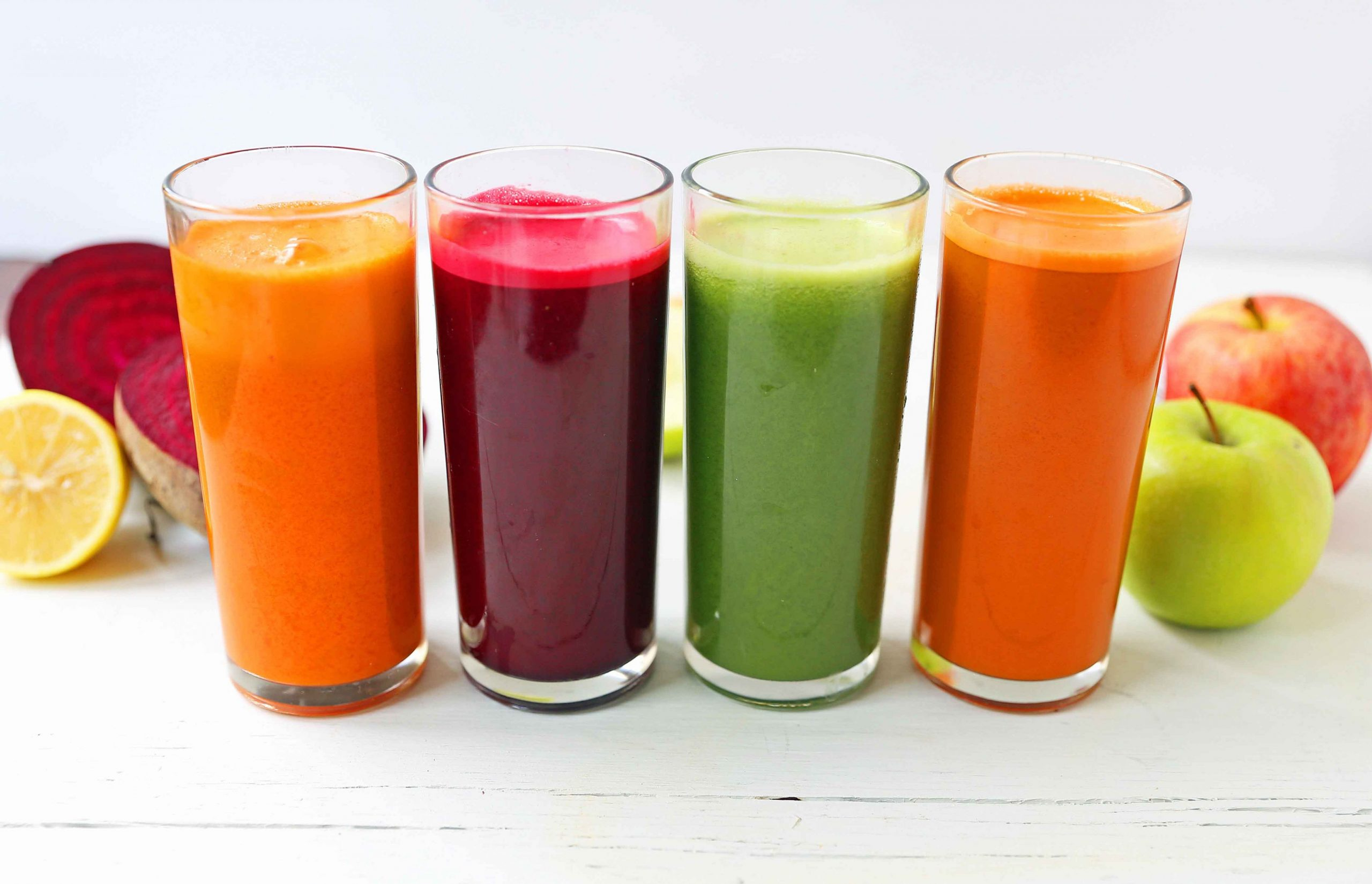 Healthy Juice Cleanse Recipes - Simple Juicer Recipes