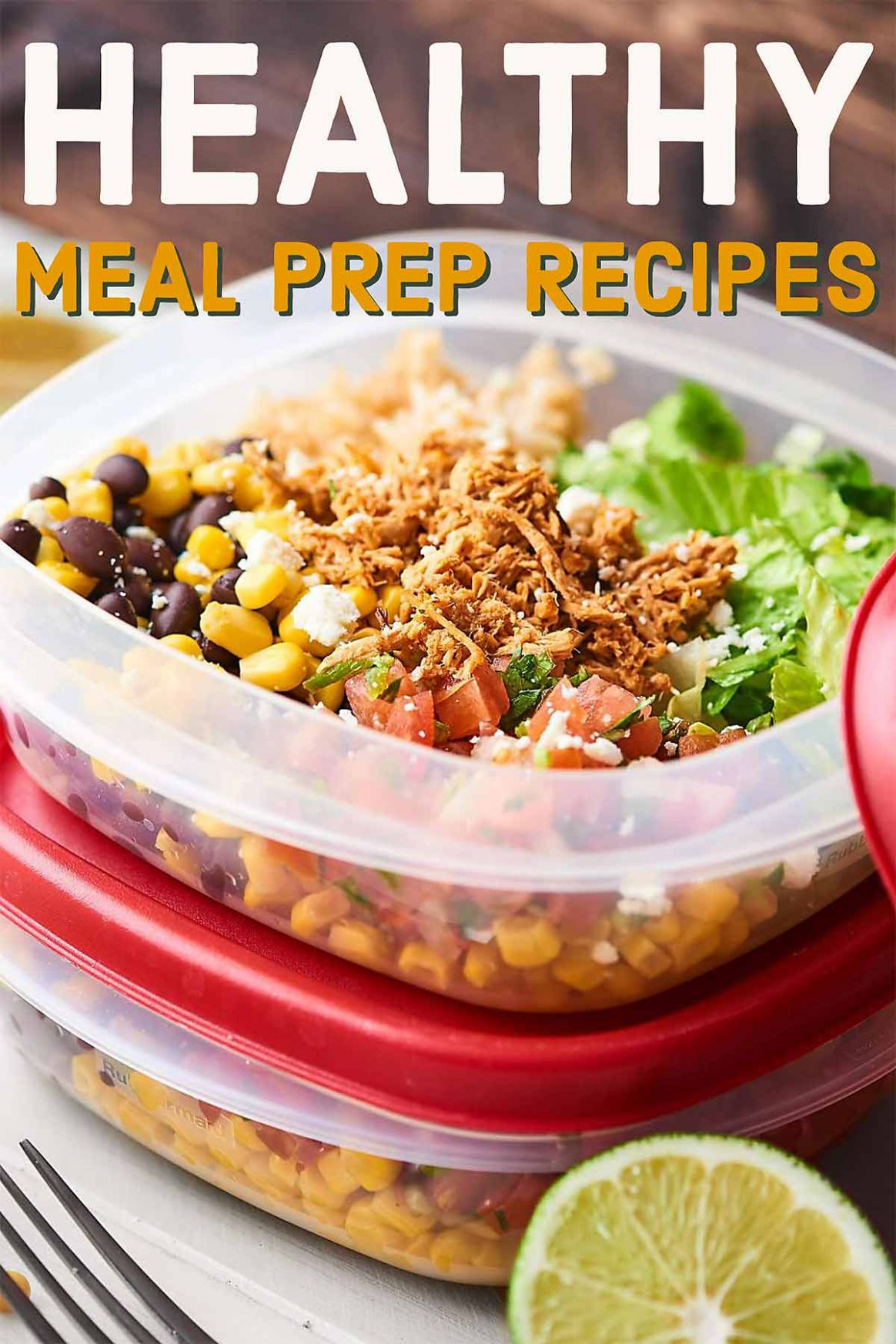 Healthy Meal Prep Recipes 10 - Quick, Easy, Healthy, Delicious! - Food Recipes Easy Healthy