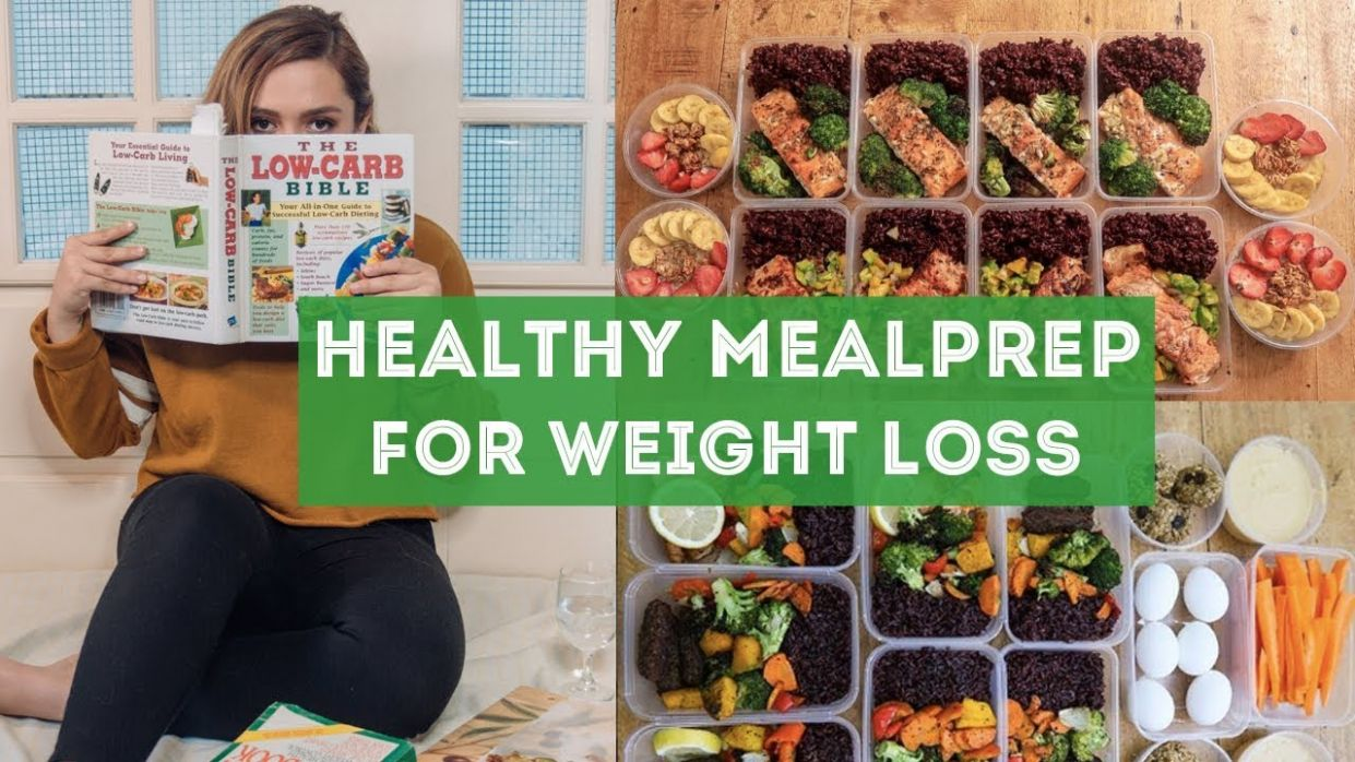 HEALTHY MEAL PREP RECIPES FOR WEIGHT LOSS | PHILIPPINES - Recipes For Weight Loss Philippines