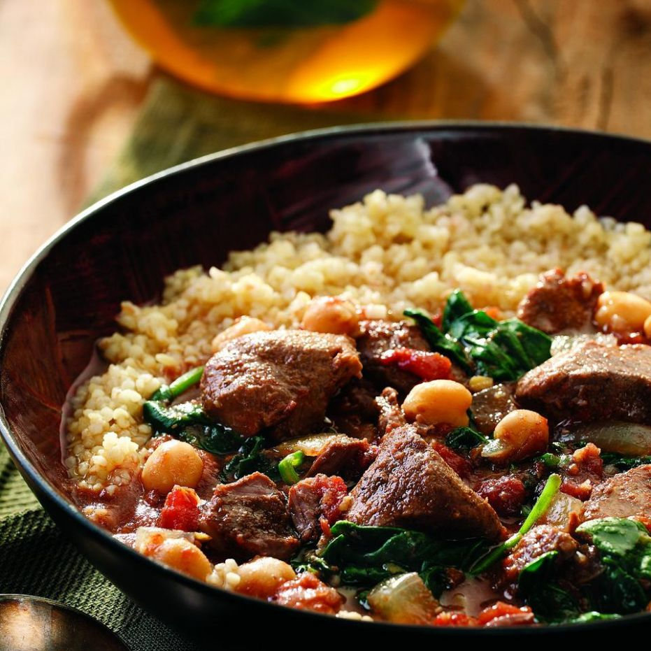 Healthy Meat & Poultry Recipes - EatingWell