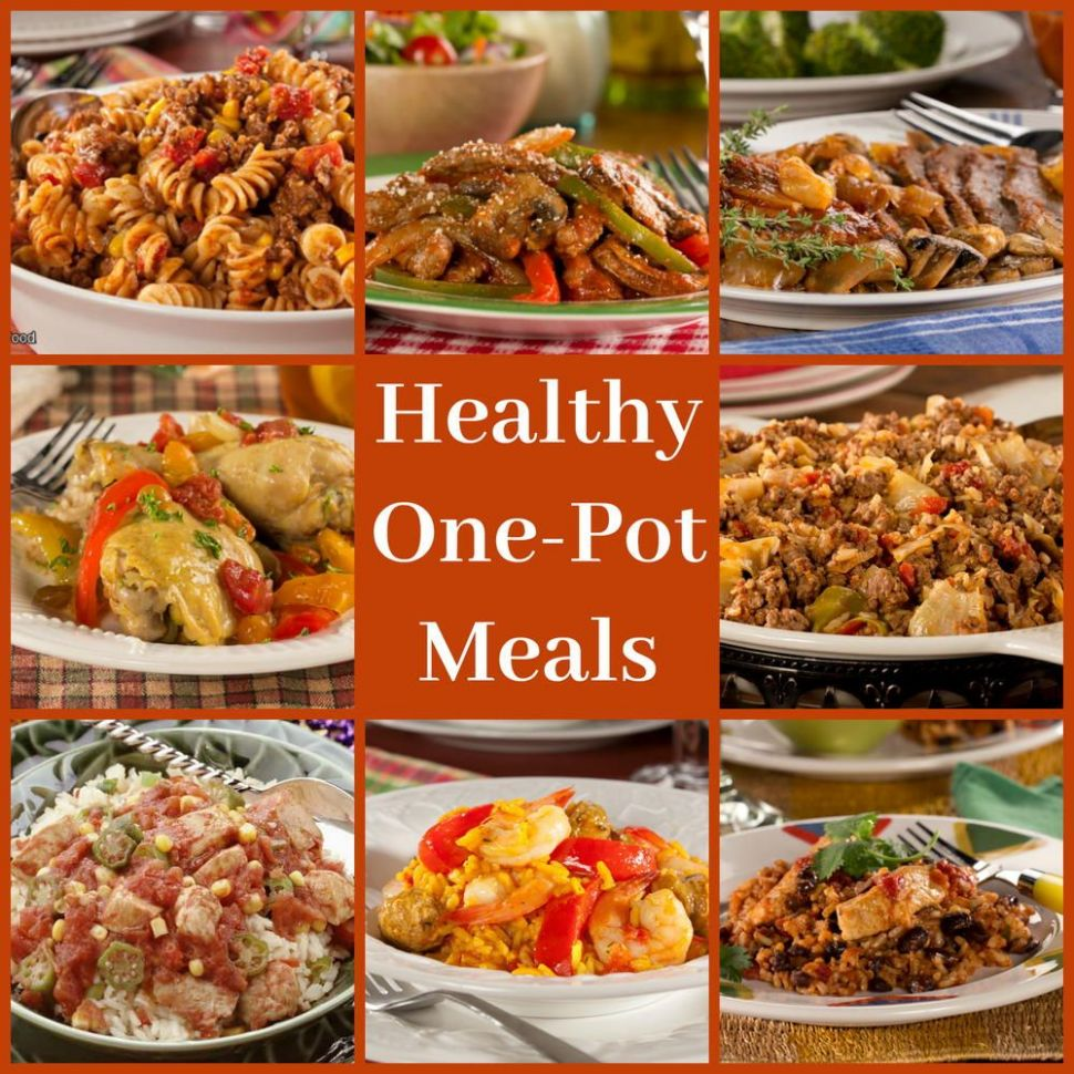 Healthy One-Pot Meals: 10 Easy Diabetic Dinner Recipes | Healthy ...