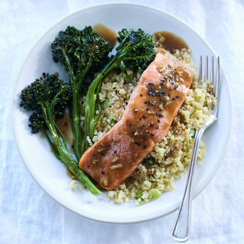Healthy Quick & Easy Fish & Seafood Recipes - EatingWell