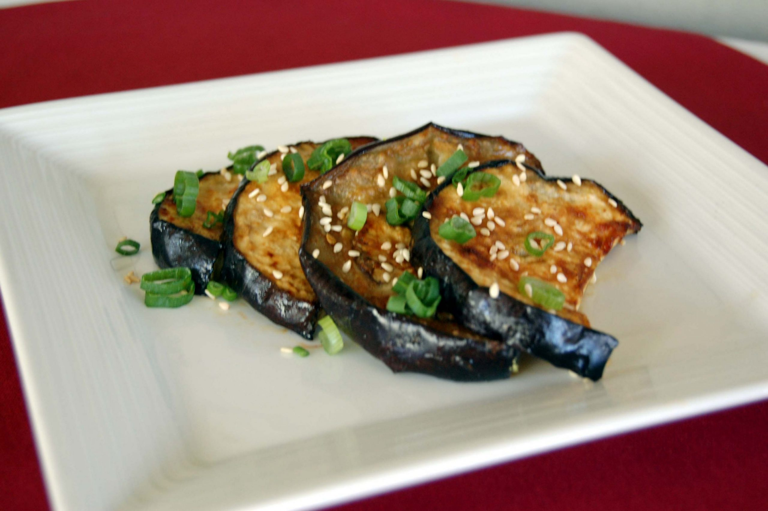 Healthy Recipes: Asian Style Eggplant - Healthy Recipes Eggplant
