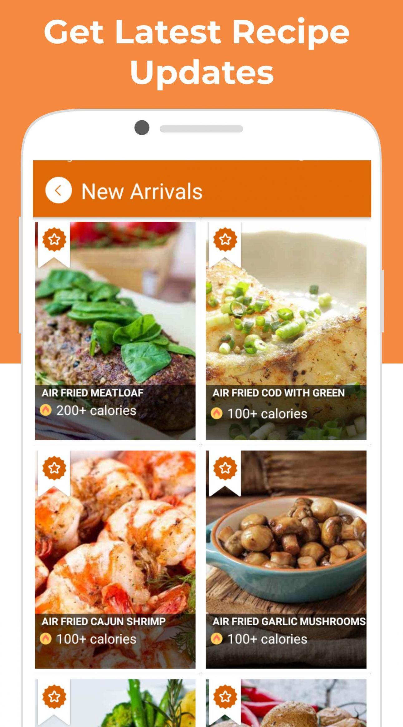 Healthy Recipes ebook - Free Recipe App for Android - APK Download