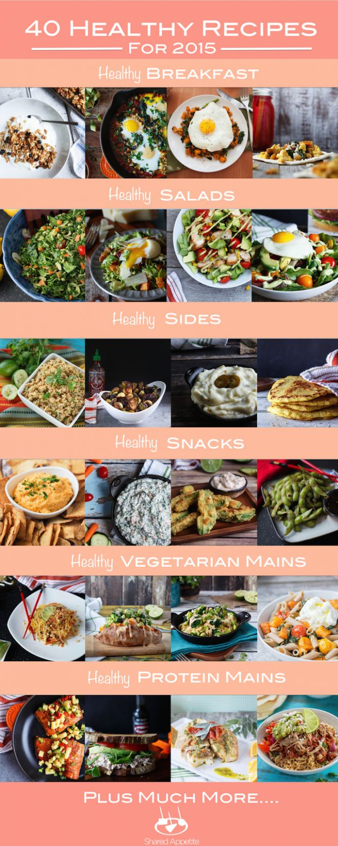 Healthy Recipes That Actually Taste Good - Shared Appetite - Healthy Recipes That Taste Good