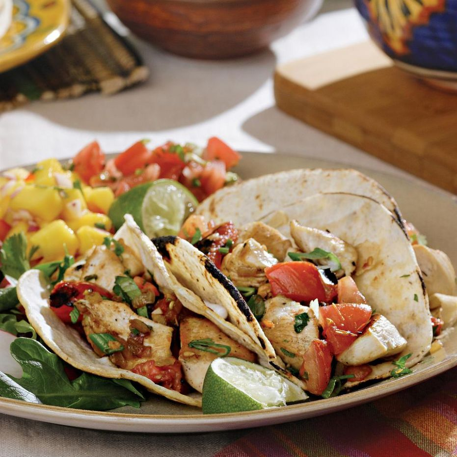 Healthy Summer Dinner Recipes - EatingWell - Summer Recipes Healthy Dinner