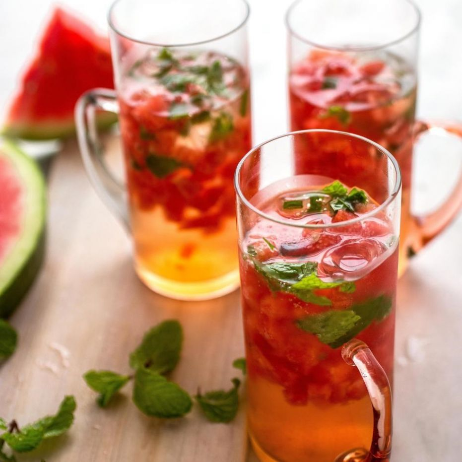 Healthy Summer Drink Recipes - EatingWell