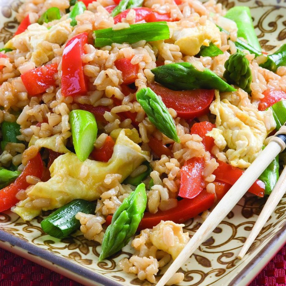 Healthy Vegetarian Rice Recipes - EatingWell - Rice Recipes Low Calorie