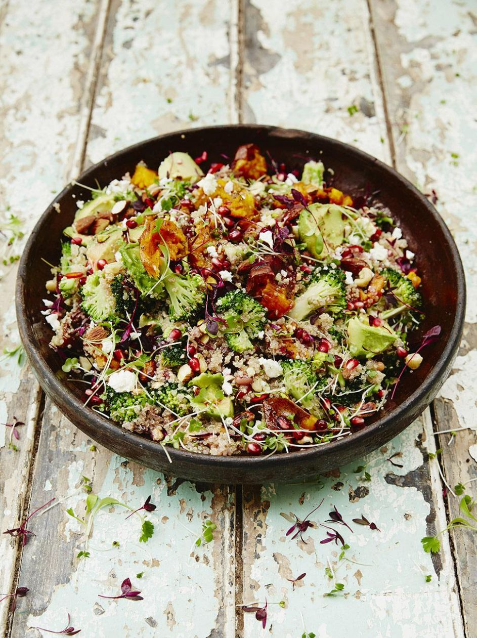 Healthy ways to use wholegrains | Galleries | Jamie Oliver