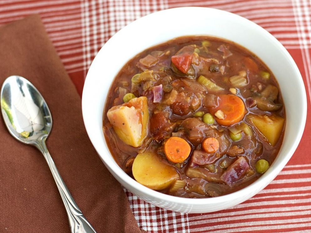 Hearty Vegetable Stew - Recipes Vegetable Stew