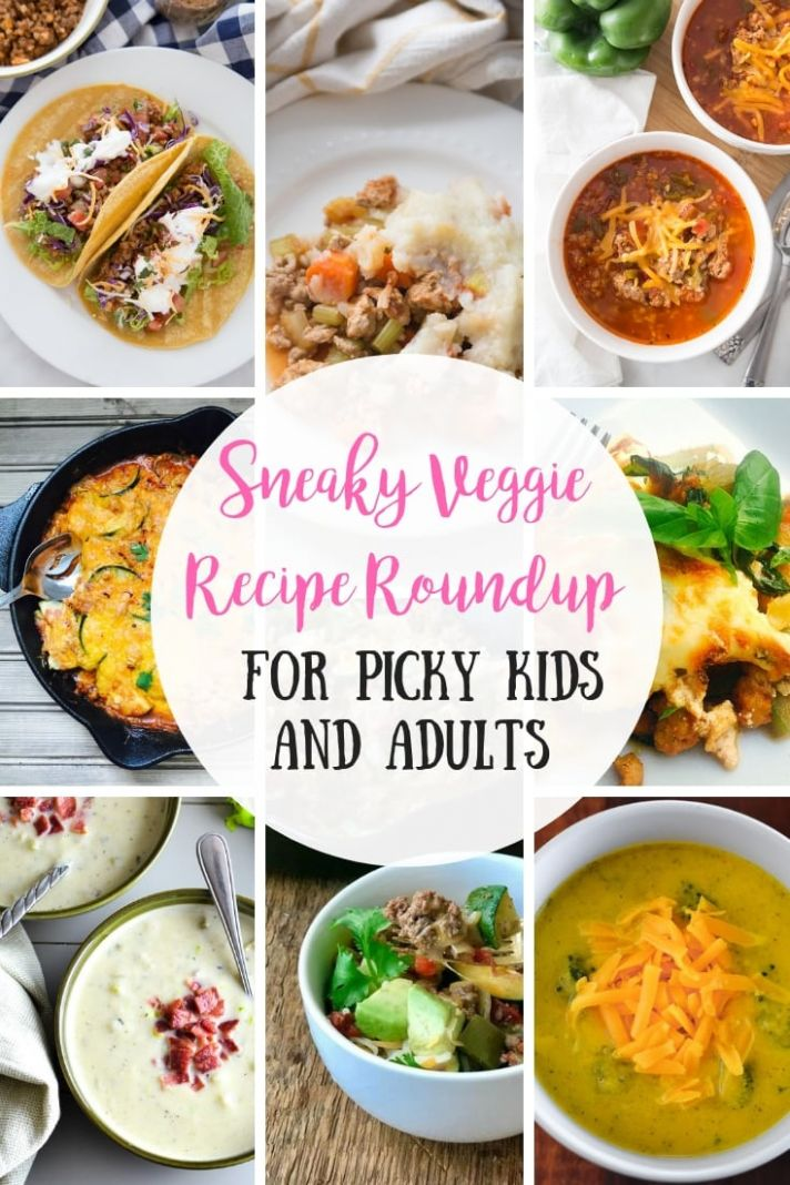 Hidden Vegetable Recipes for Picky Eaters | 10 Day Fix Sneaky ..