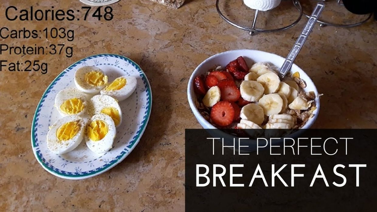 High calories breakfast For mass - Quick & Easy - Easy Recipes High In Calories