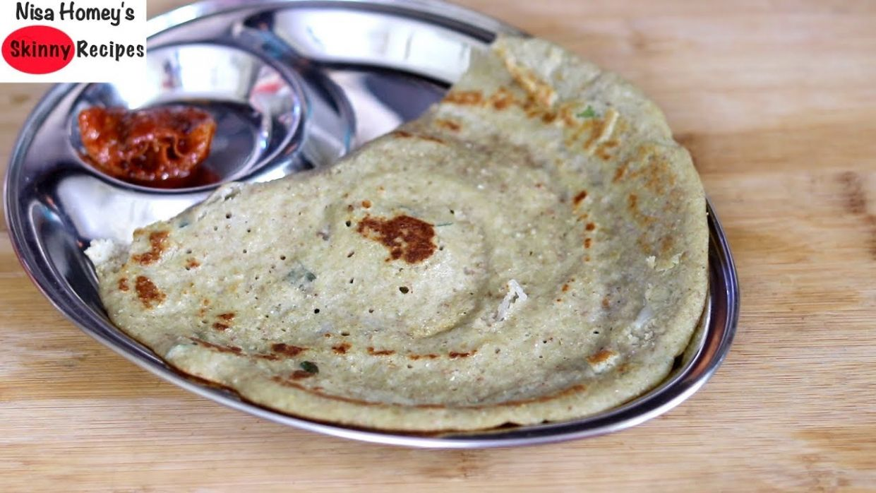 High Protein Quinoa Dosa For Weight Loss -Thyroid/PCOS/Diabetic ...