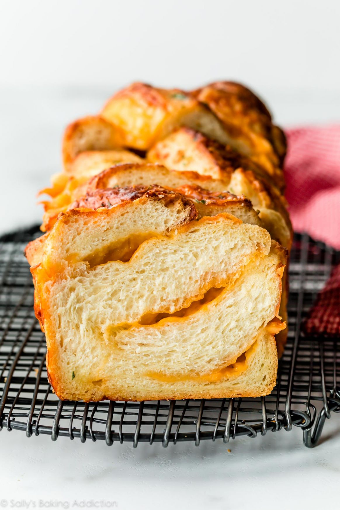 Homemade Cheese Bread - Extra Soft - Simple Recipes With Bread