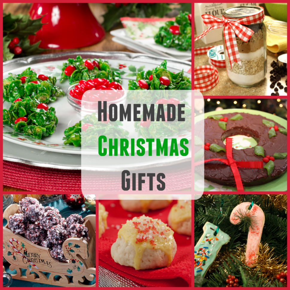 Homemade Christmas Gifts: 9 Easy Christmas Recipes and Holiday ..