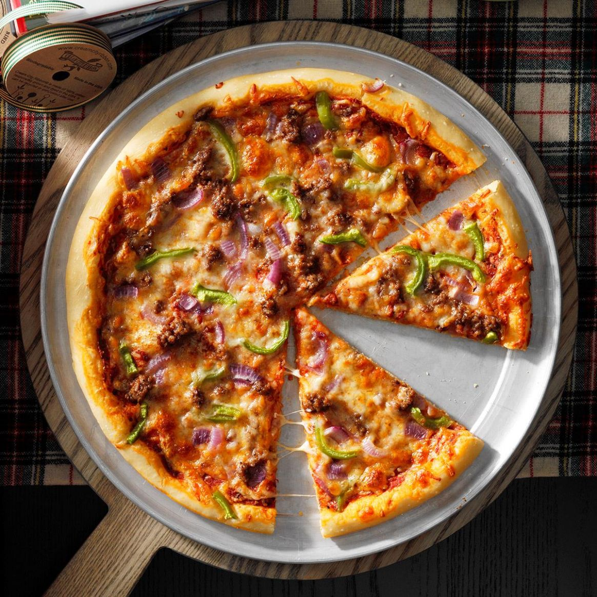 Homemade Pizza - Pizza Recipes Meat