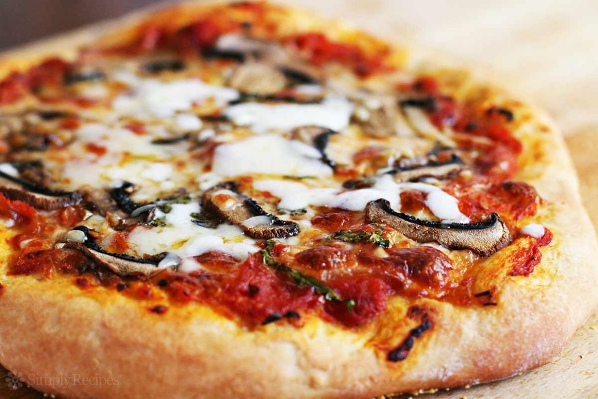 Homemade Pizza - Pizza Recipes Oven Temperature