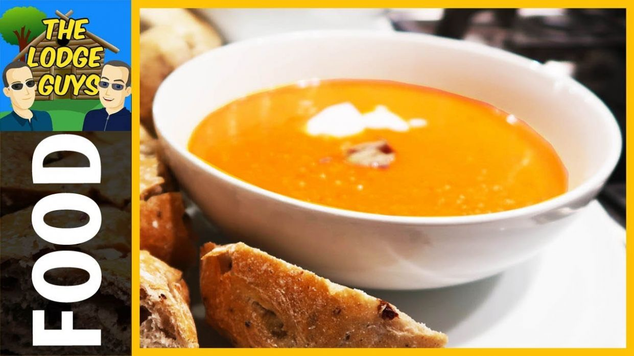 Homemade Tomato Soup | Jamie Oliver Recipe - Soup Recipes Jamie Oliver Tomato