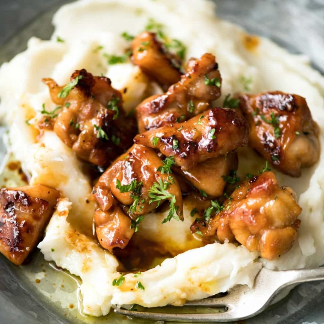 Honey Butter Chicken - Simple Recipes With Chicken