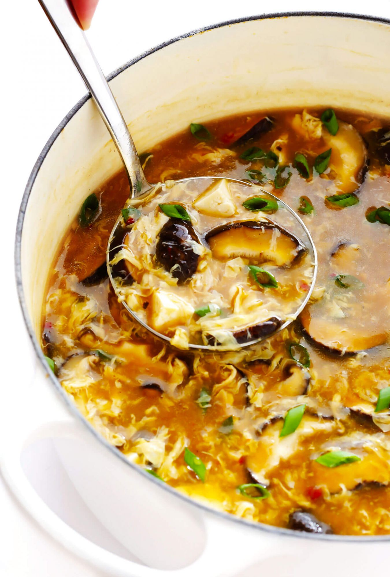 Hot and Sour Soup - Soup Recipes Delicious