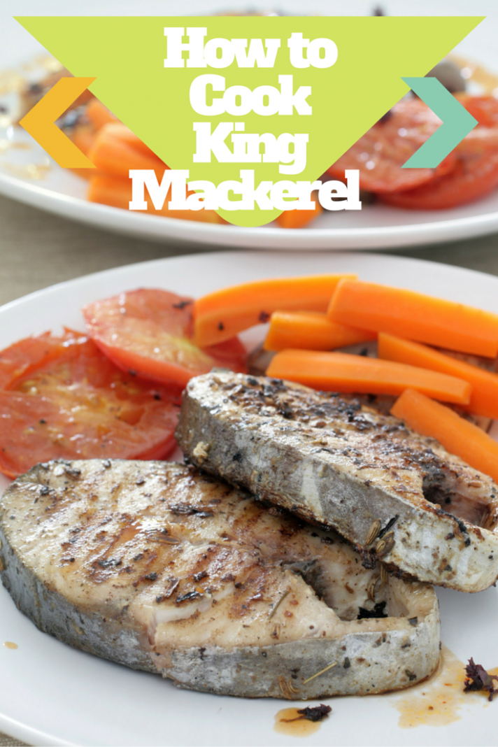 How Do You Cook Kingfish? - Recipe Fish Steak