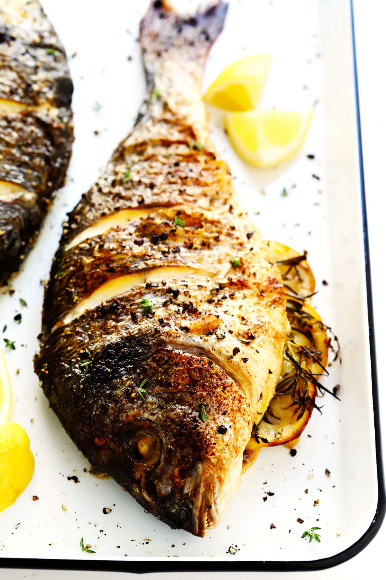 How To Cook A Whole Fish | Gimme Some Oven - Recipes Fish In The Oven