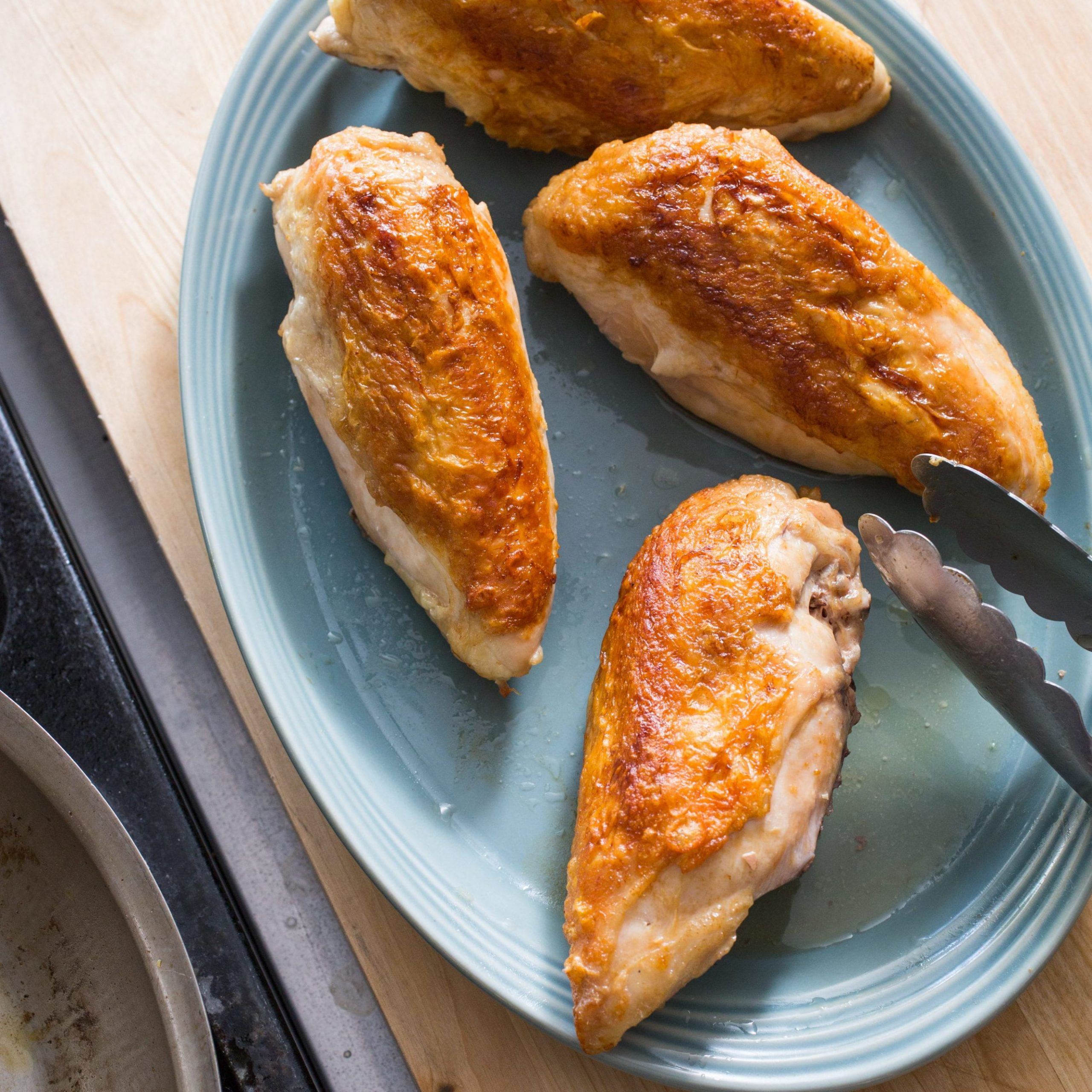 How to Cook Bone-In Chicken Breasts | Cook's Illustrated