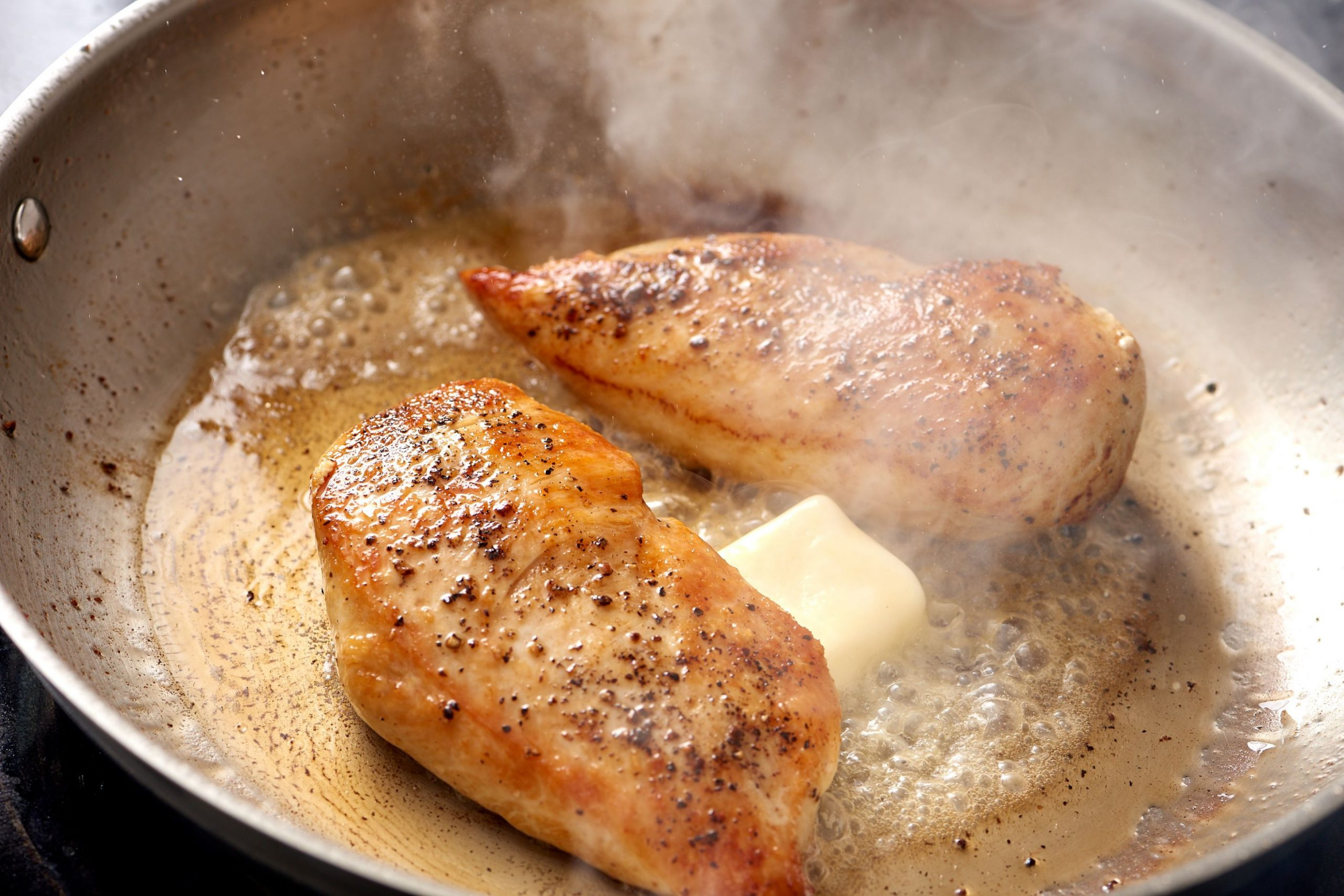 How To Cook Golden, Juicy Chicken Breast on the Stove - Recipes Chicken Breast Pan Fried