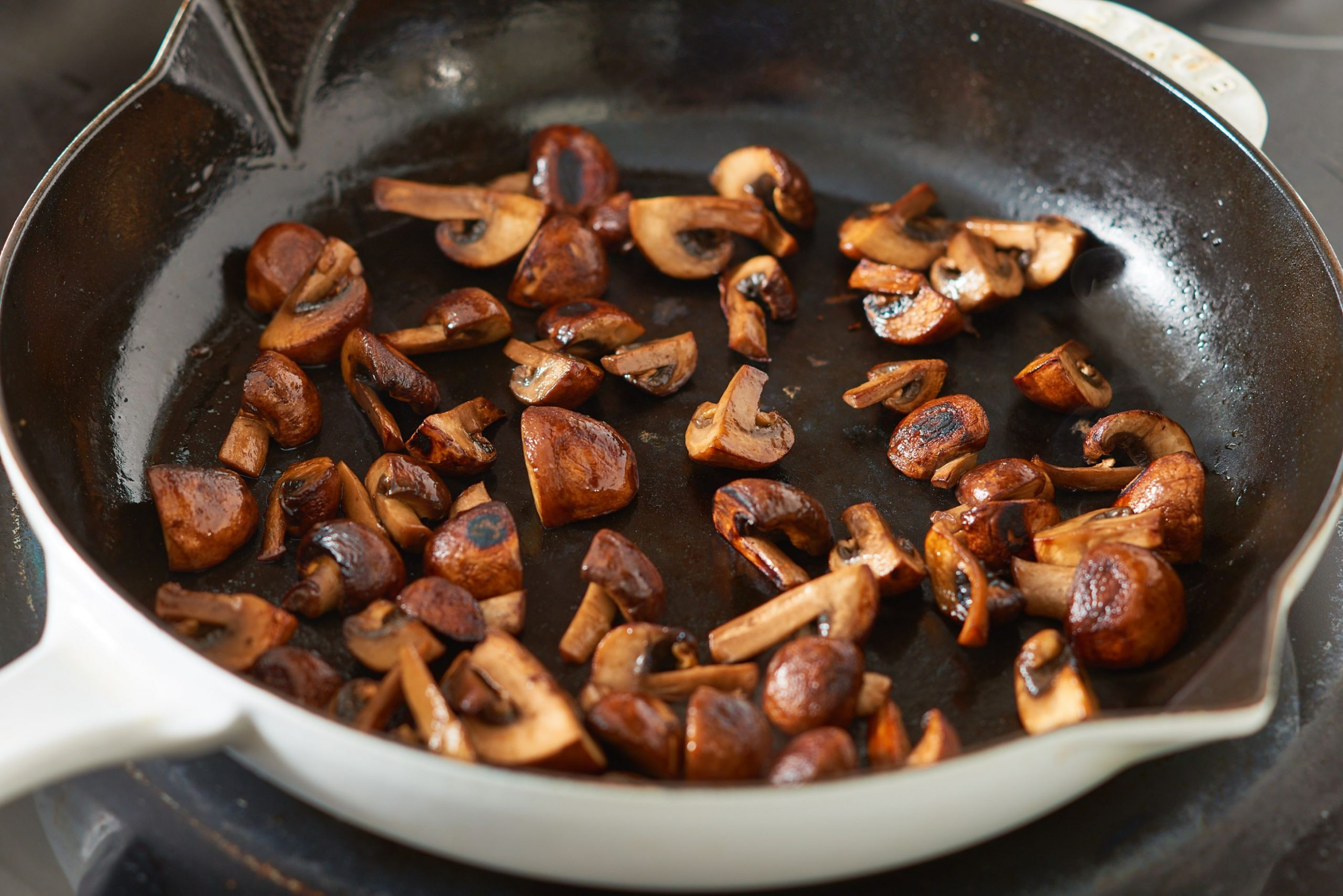 How To Cook Mushrooms on the Stovetop - Recipes Cooking Mushrooms