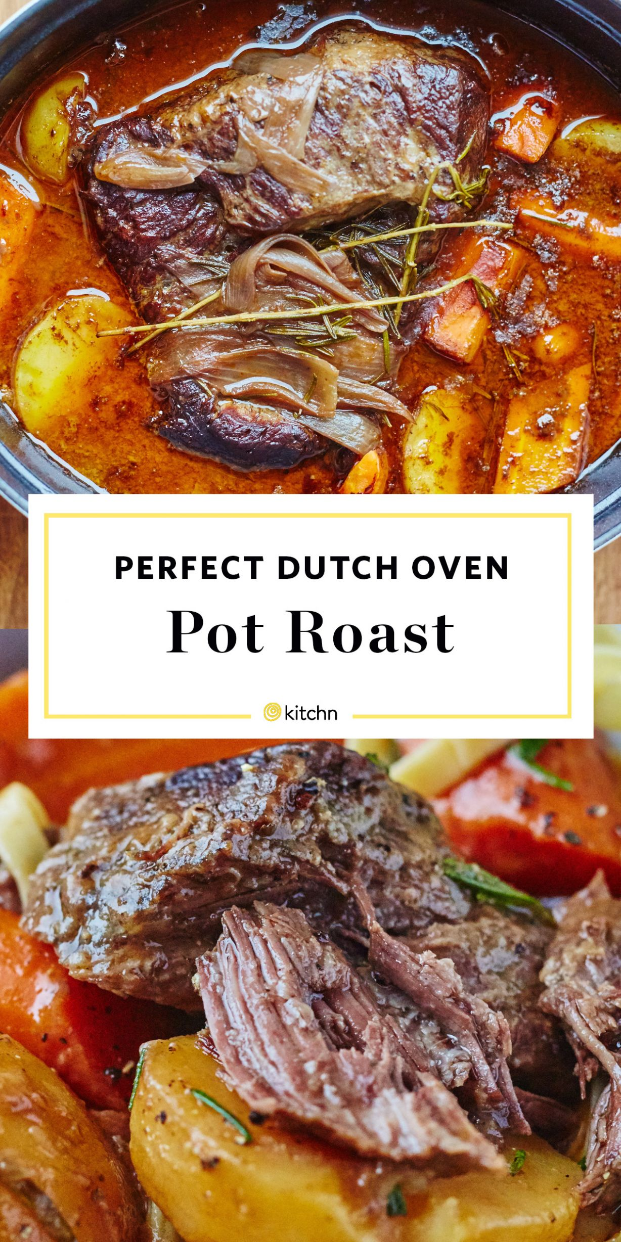How To Cook Pot Roast - Beef Recipes Dutch Oven