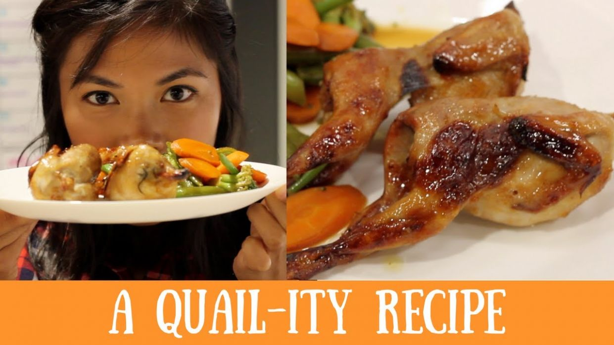 How to Cook Quail: A QUICK and Delicious Quail Recipe!