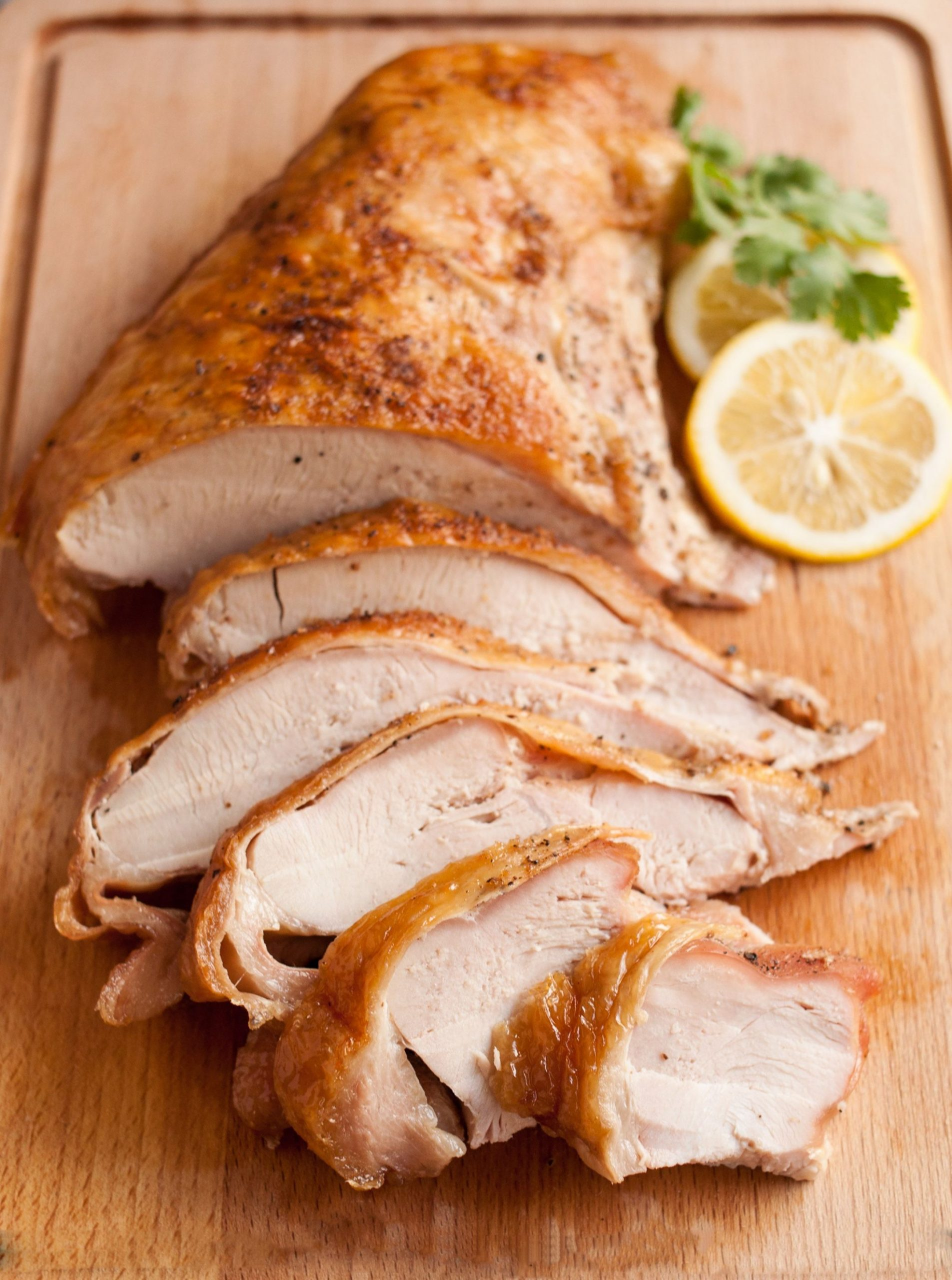 How To Cook Turkey Breast - Recipes Cooking Turkey Breast