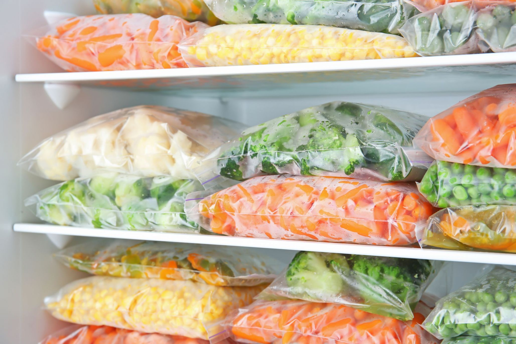 How to Freeze It: The Right Way to Store Meat, Produce, and More - Vegetable Recipes To Freeze