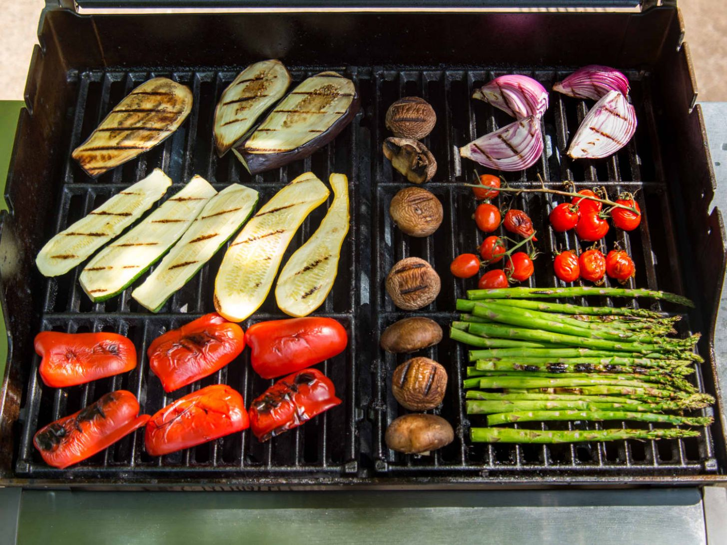 How to Grill Any Vegetable
