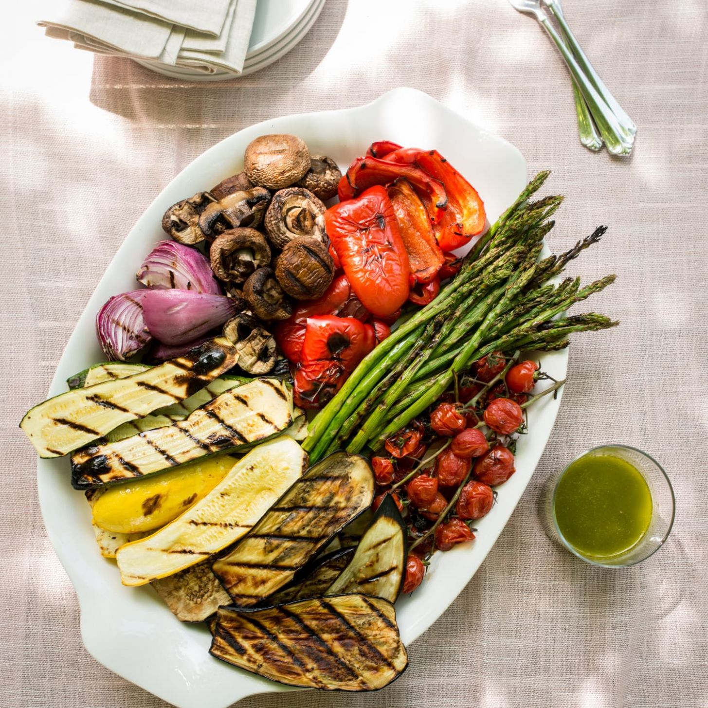 How to Grill Any Vegetable - Vegetable Recipes Grill