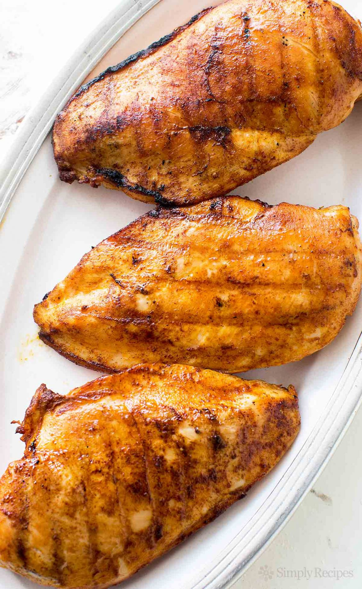 How to Grill Juicy Boneless Skinless Chicken Breasts