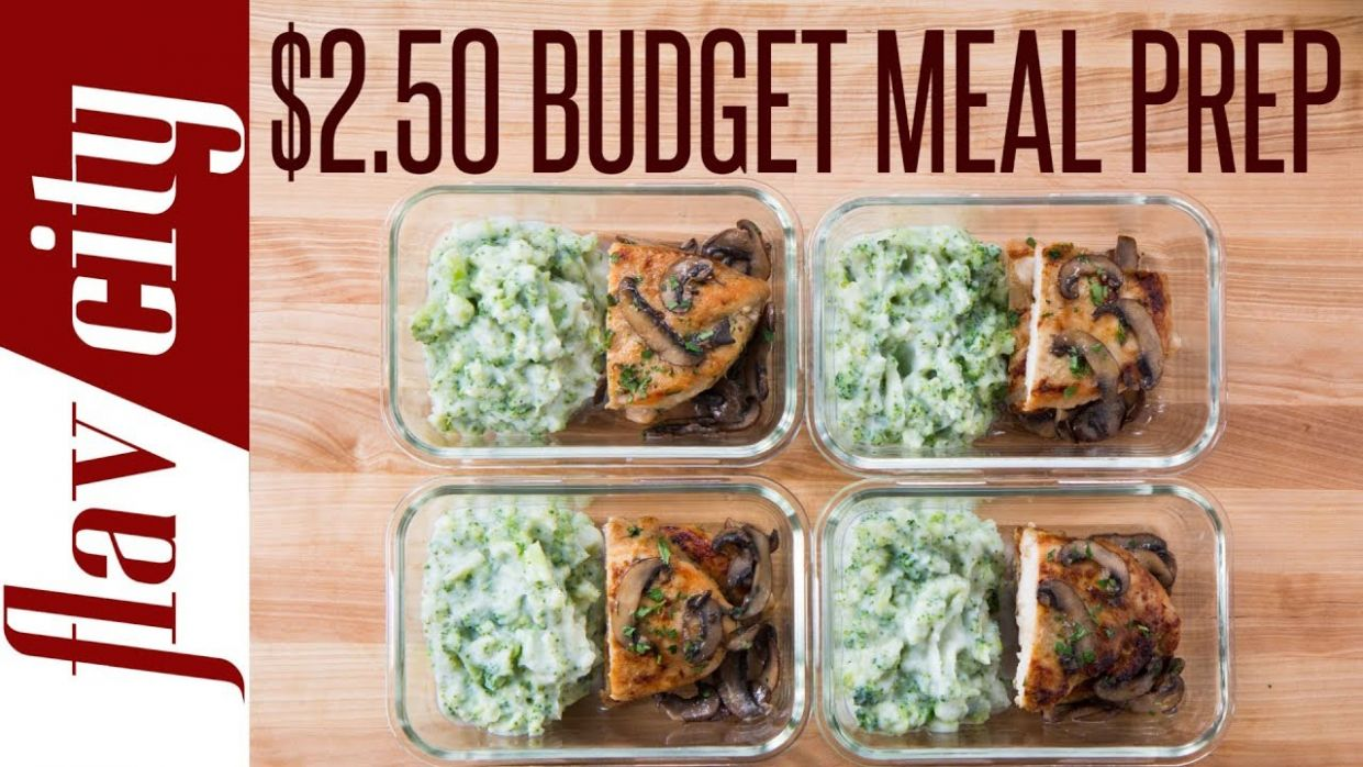 How To Lose Weight & Save Money - Budget Recipes For Weight Loss