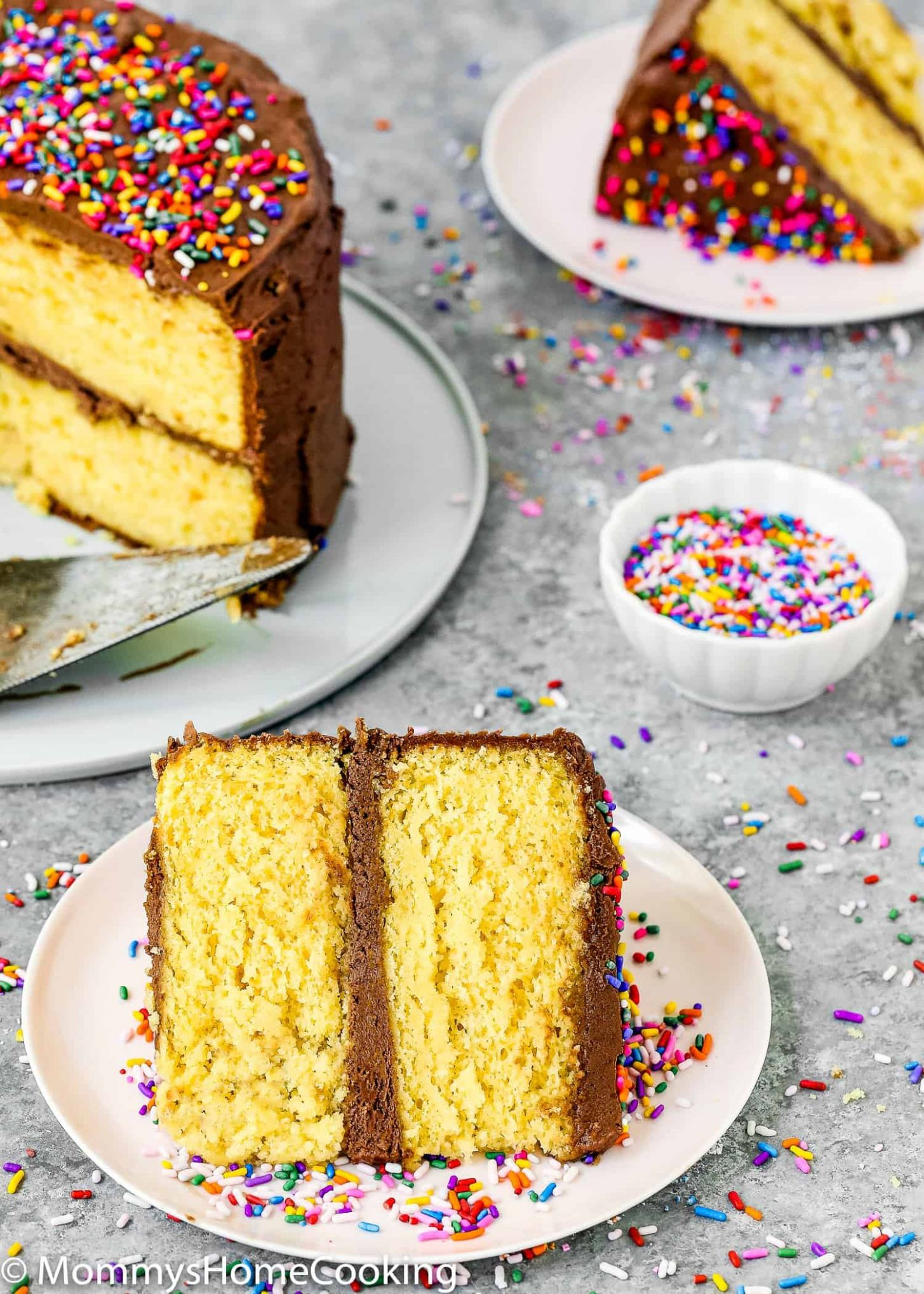 How to Make a Cake Mix Box without Eggs - Recipes Cake Without Egg