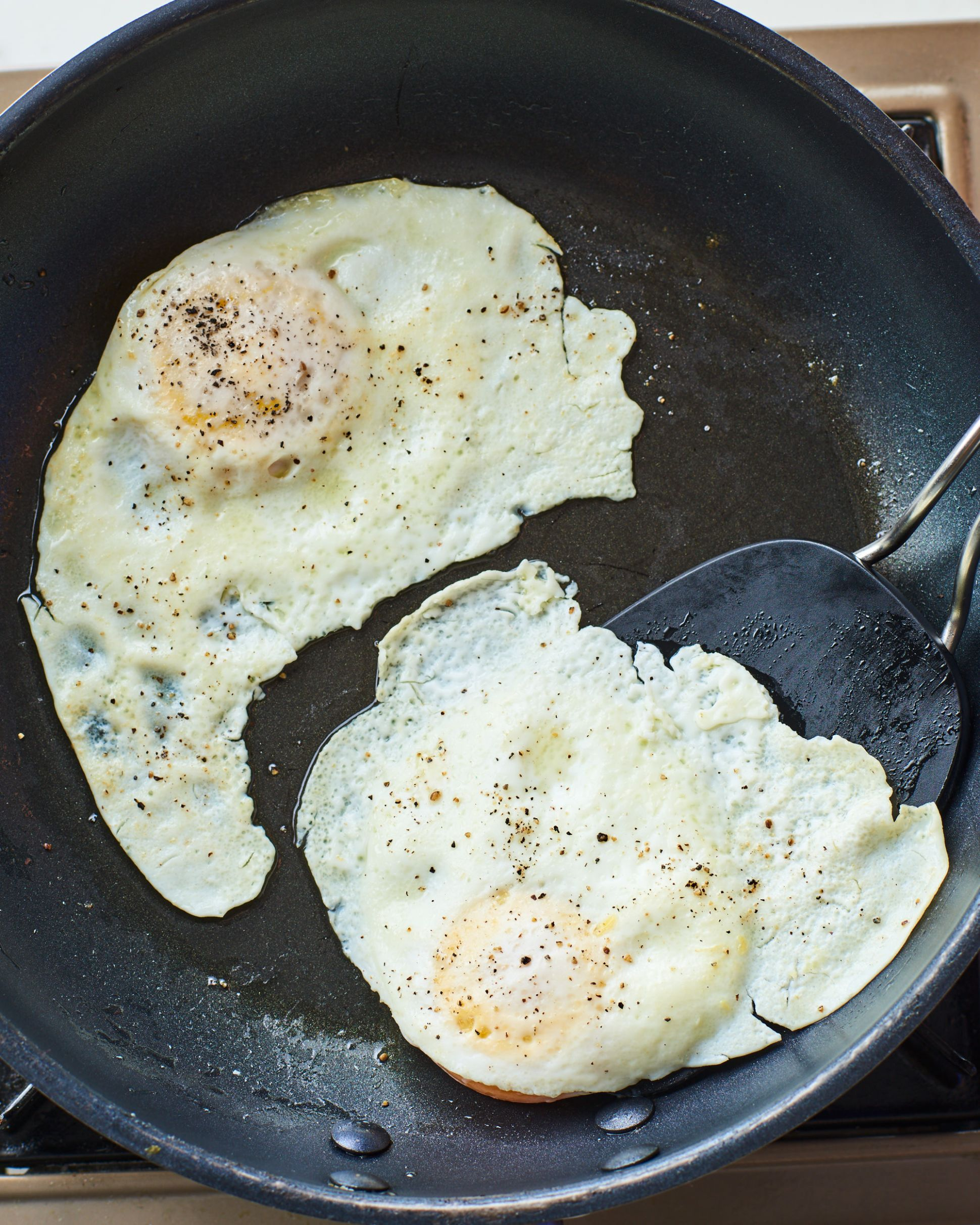 How To Make a Perfect Over-Easy Egg
