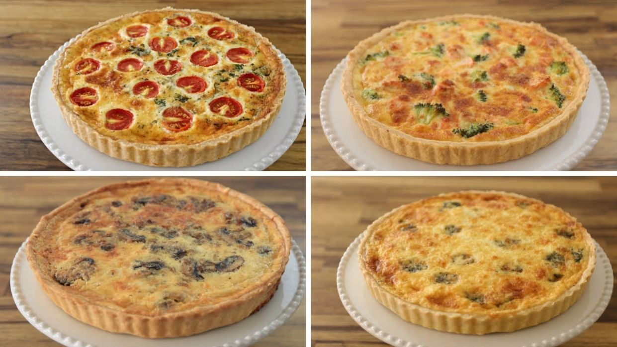 How to Make a Quiche – 11 Easy Recipes