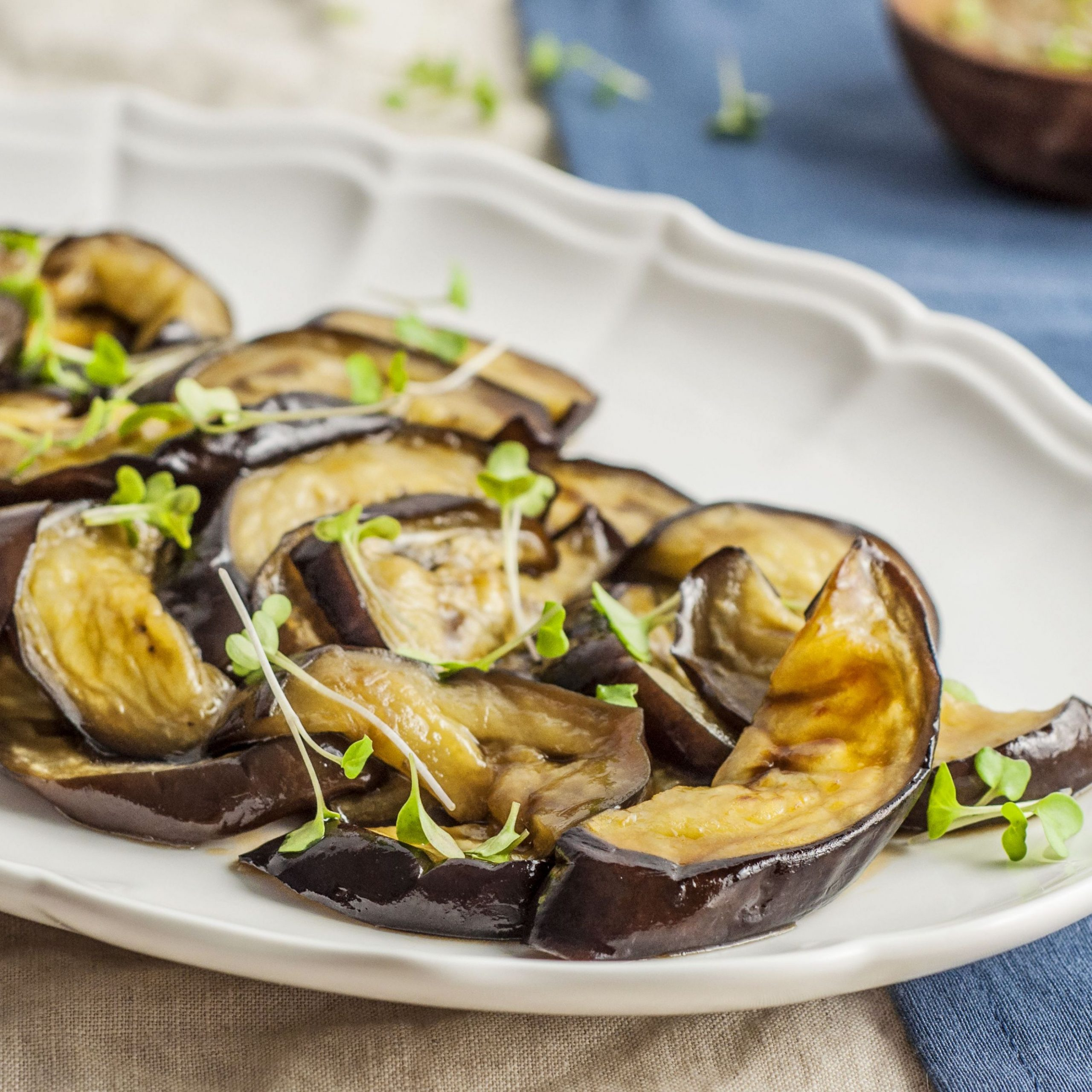 How to Make Baked Eggplant