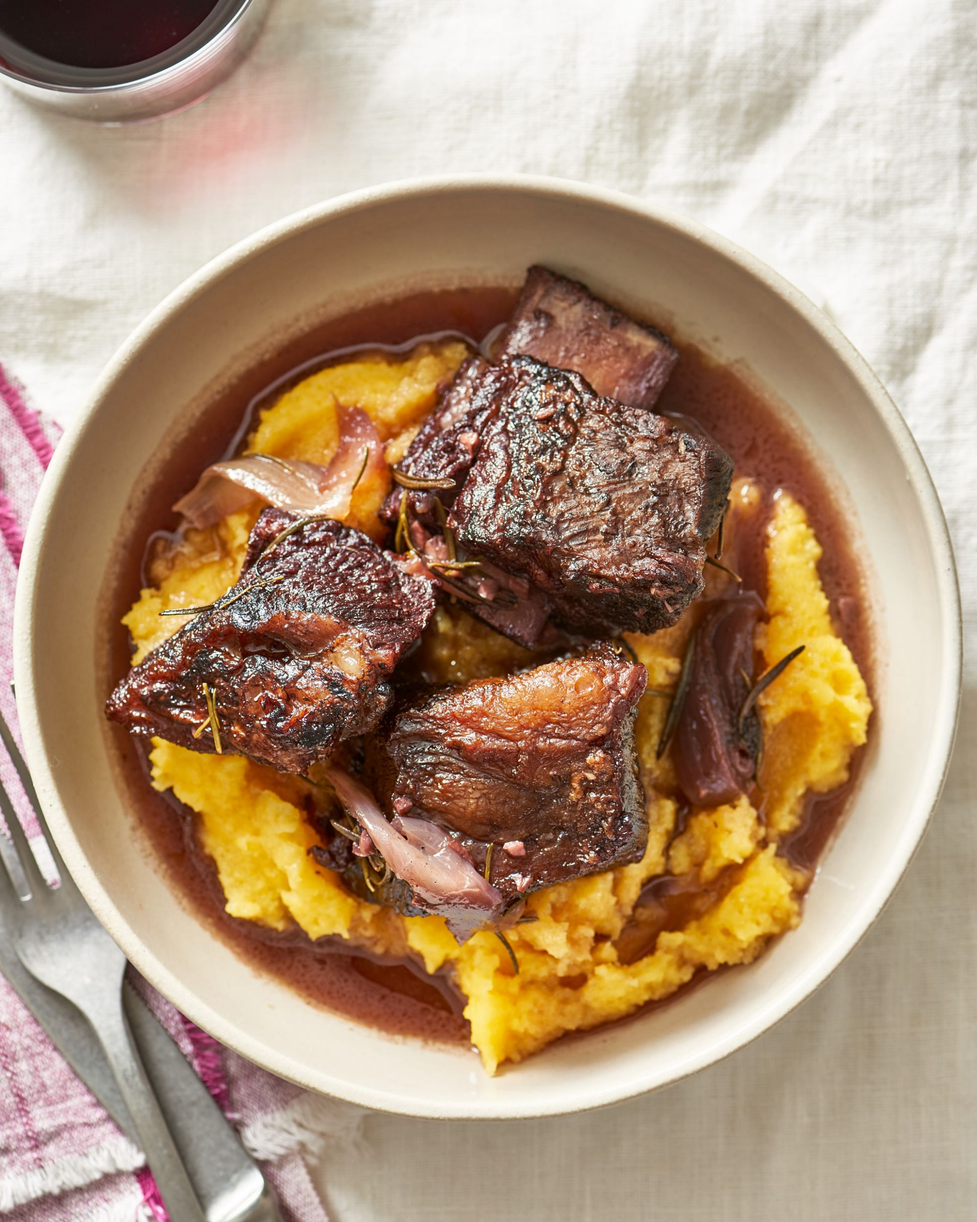 How To Make Braised Short Ribs in the Oven - Recipes For Beef Short Ribs