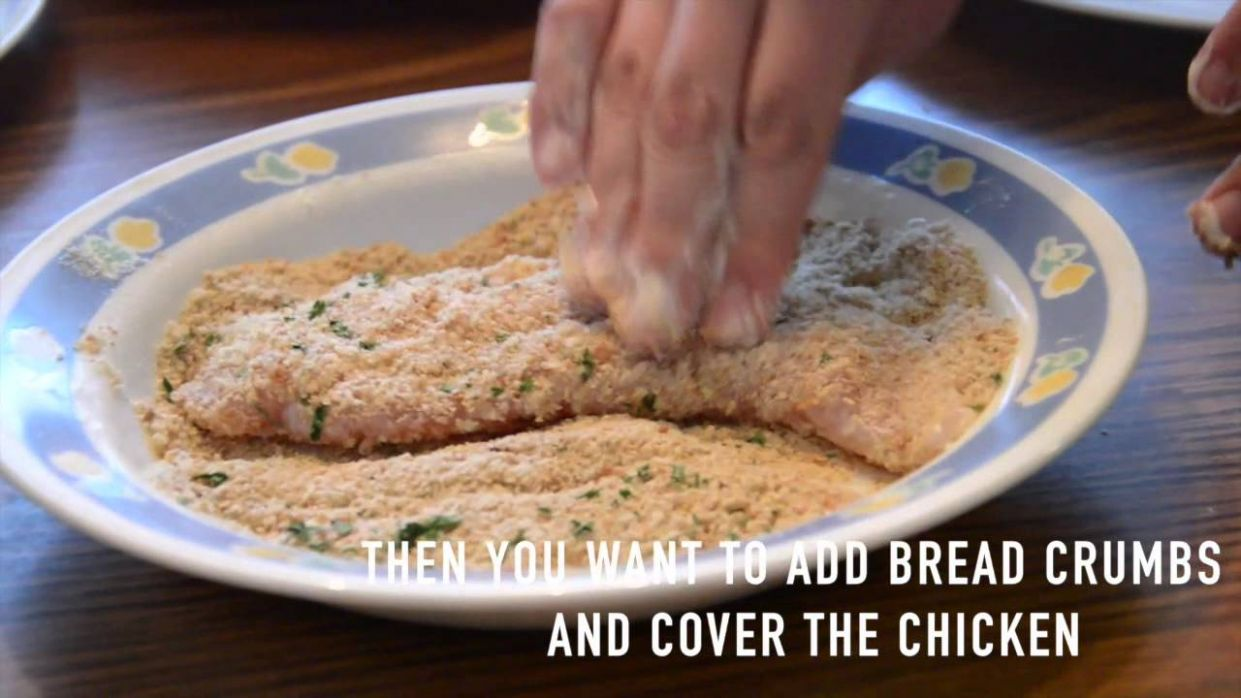 How to make Breaded Mayo Chicken - YouTube
