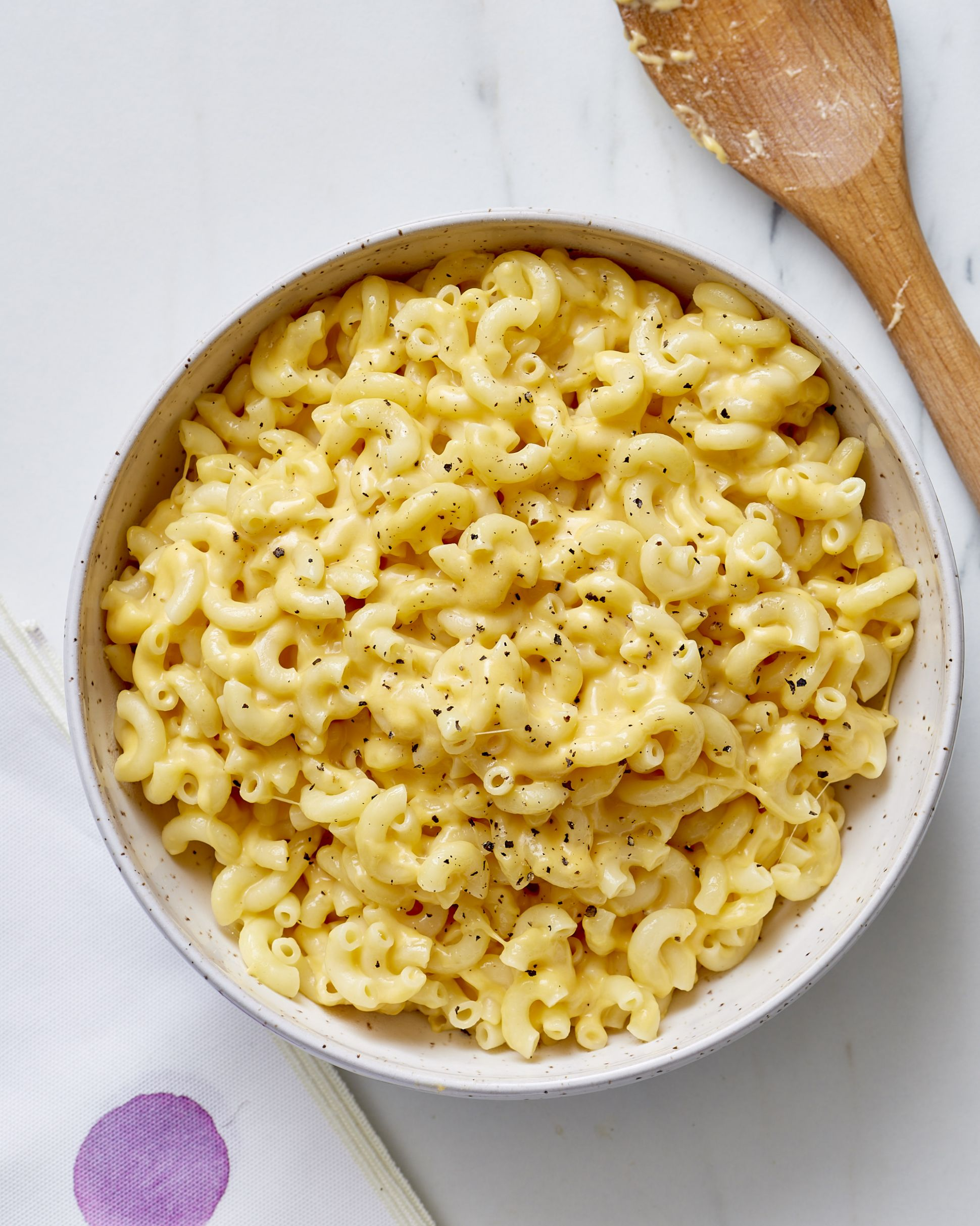 How To Make Creamy Macaroni and Cheese on the Stove - Recipes Pasta Cheese