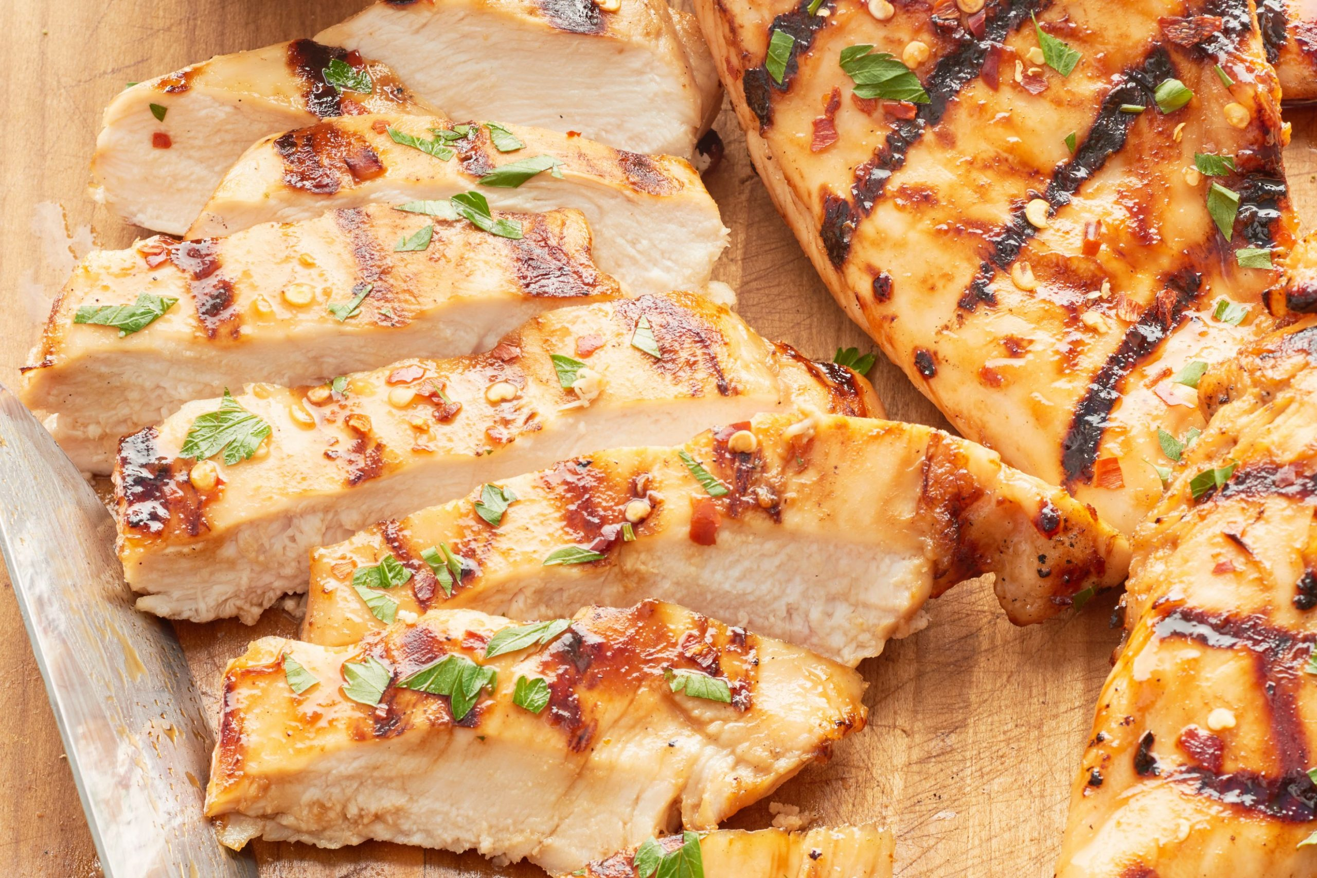 How To Make Juicy, Flavorful Grilled Chicken Breast