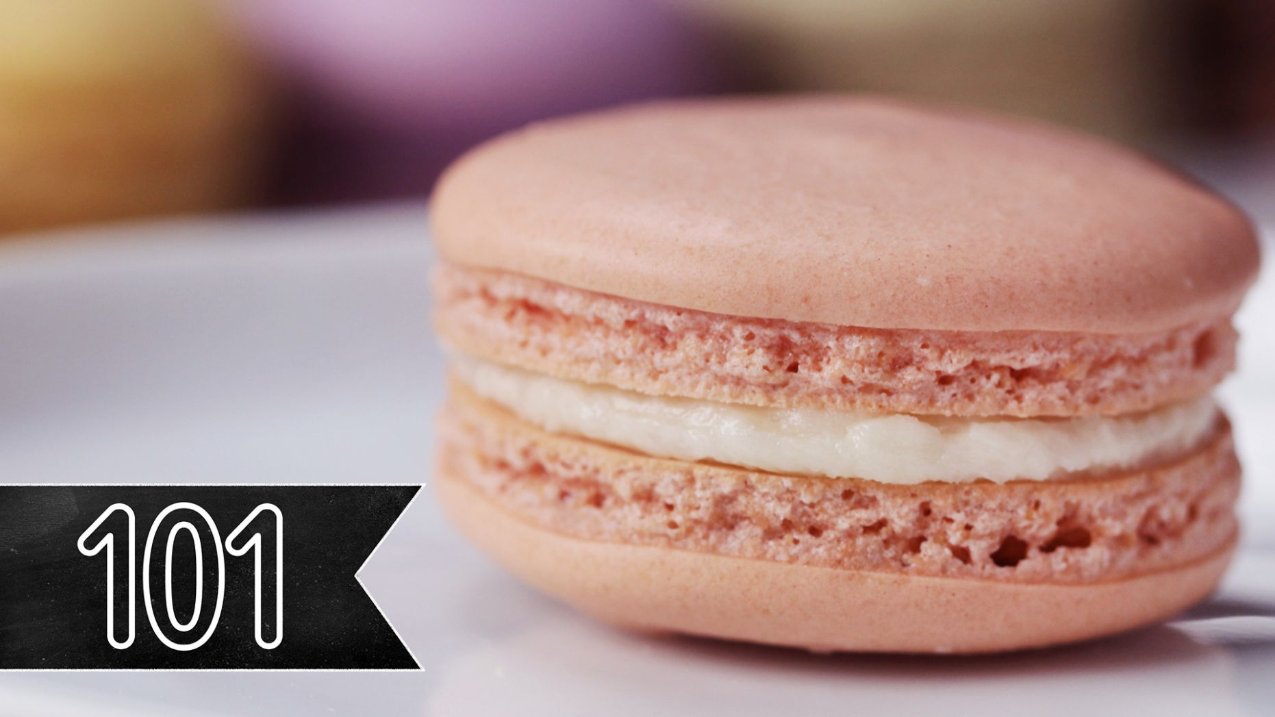 How To Make Macarons Recipe by Tasty
