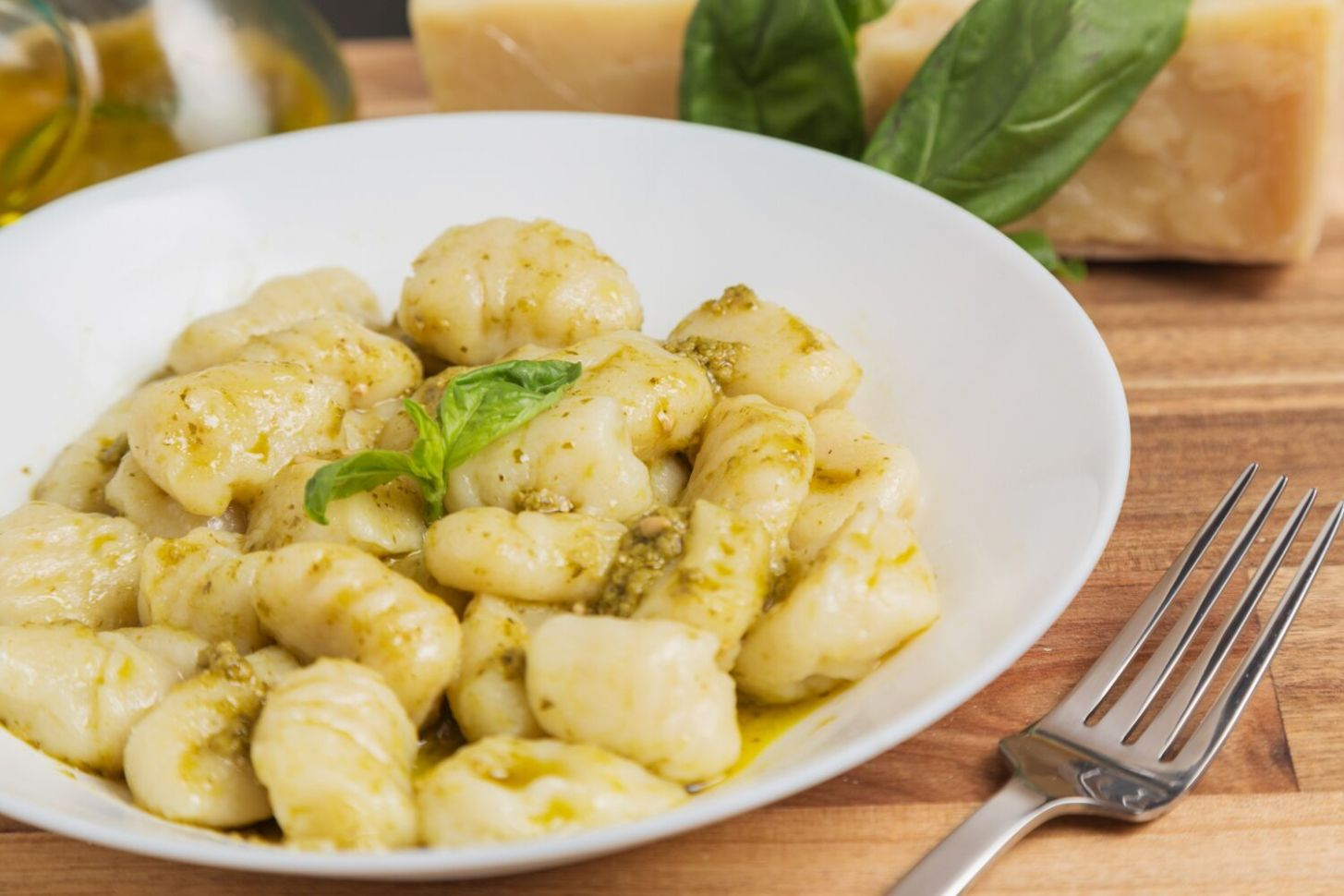 How to Make Potato Gnocchi - Recipe Egg Gnocchi