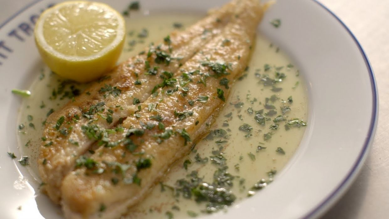 How To Make Sole Meunière With Chef Ludo Lefebvre - Recipe Fish Meuniere