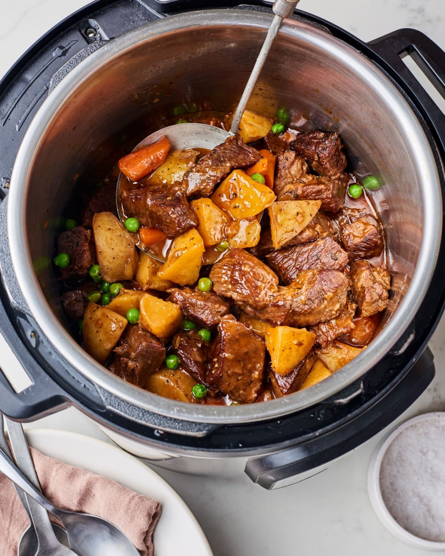 How to Make the Absolute Best Instant Pot Beef Stew - Recipes For Beef