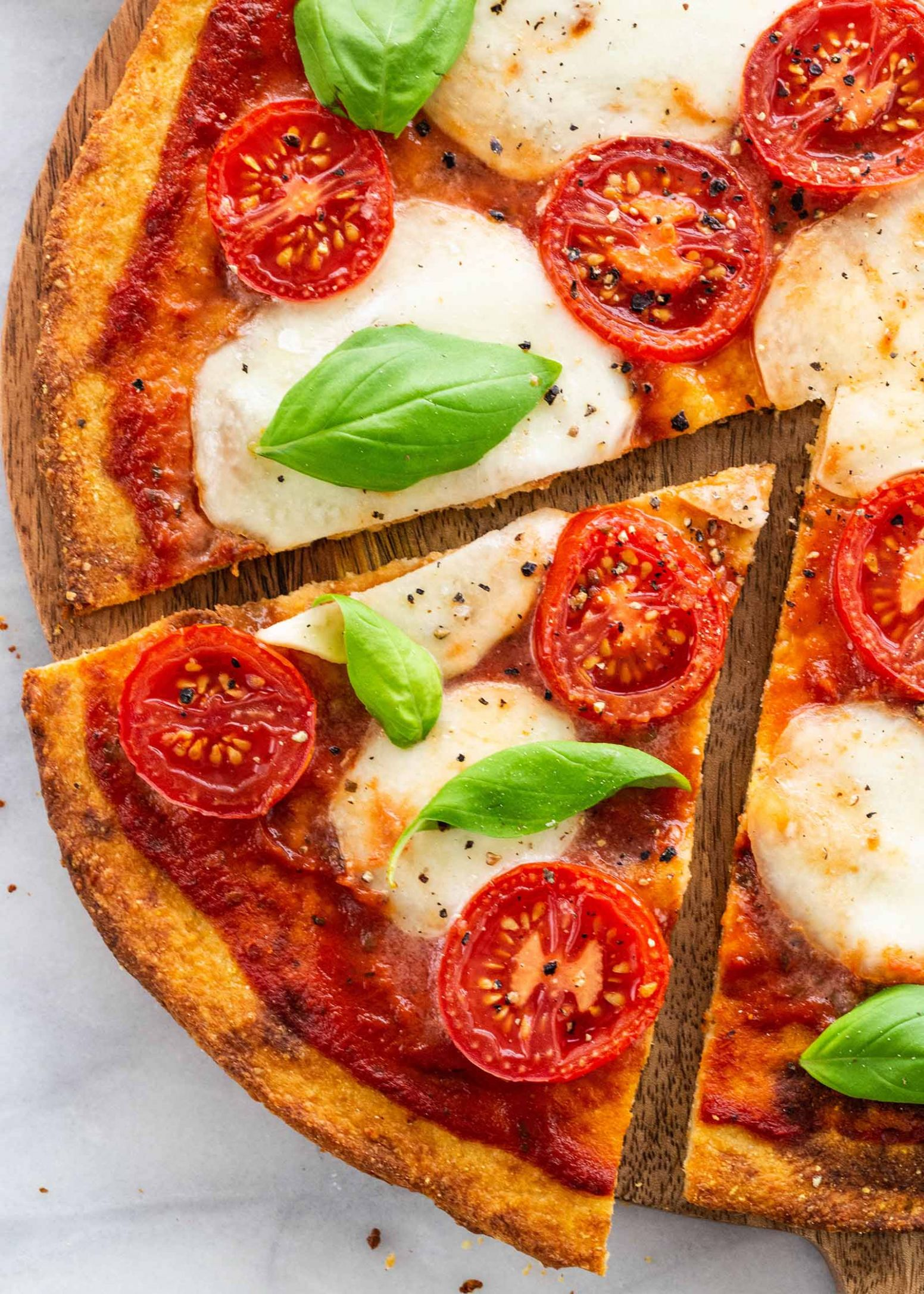 How to Make the Best Cauliflower Pizza Crust - Recipes Cauliflower Pizza Crust